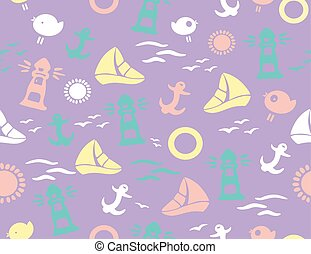 pattern., seamless, marynarka