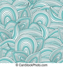 pattern., seamless, vektor, elvont