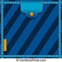 Pattern textile background