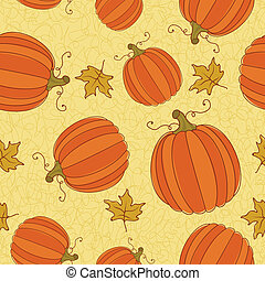 pattern., thanksgiving, seamless