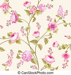 pattern., tissu, texture