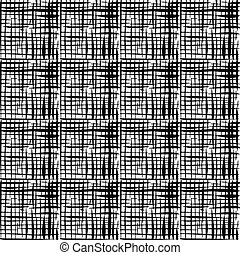 pattern with black stripes on white background