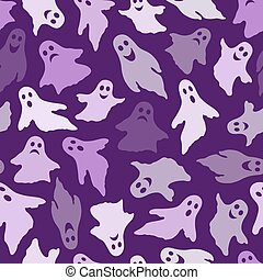 Pattern with ghosts