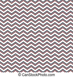 pattern with lines in zig zag