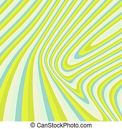 Pattern with optical illusion. Abstract background. Optical art.