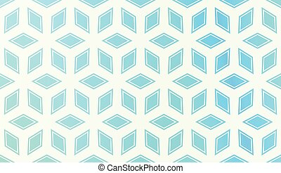 Pattern With Polygonal Geometric Elements. Vector Illustration. Template For Wallpaper, Interior Design, Decoration, Scrapbooking Page. Gradient Background