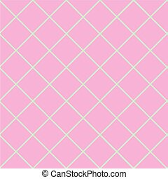 Pattern with the mesh, grid. Seamless vector background. Abstract geometric texture. Rhombuses wallpaper. Diamonds motif