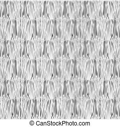 pattern with vertical black lines on white background