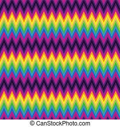 Pattern Zig Zag Chevron - Illustration background Pattern...