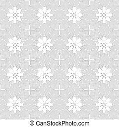 patterned, illustration., seamless, lines., achtergrond., vector, black , mager, witte