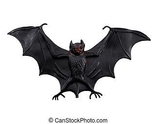 pauroso, pipistrello