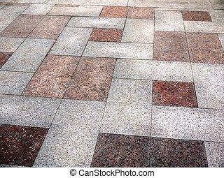 pavement.