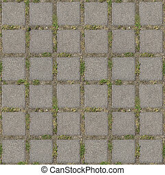 Pavement 3, seamless - Seamlessly tileable photo of...