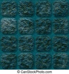 pavement of cobble stones texture
