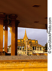 Pavilion- Phnom Penh, Cambodia