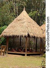 Pavilion rest house