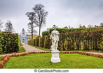 """pavillon, catherine, park, herbst, """"grotto"""", pushkin"""