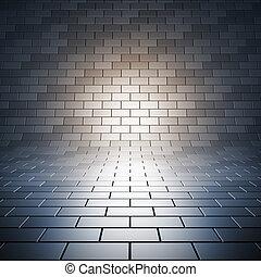 pavimentazione, vuoto, surface.