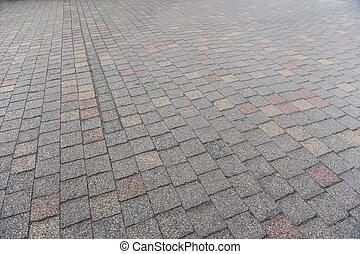 pavimento mattone