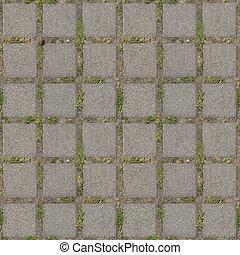 pavimento, seamless, 3