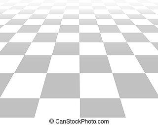 pavimento, vettore, griglia, prospettiva, fondo, tegole