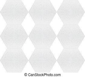 pavučina, zlatý hřeb, rhombs, seamless, grafické pozadí, neposkvrněný, texture.