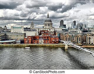 paweł, londyn, katedra, st