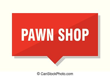 pawn shop red tag - pawn shop red square price tag