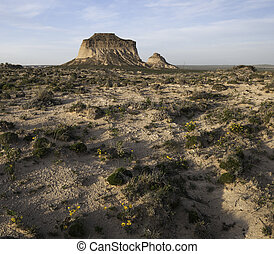 Pawnee National Grassland Colorado - West Pawnee Butte and ...