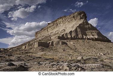 Pawnee National Grassland Colorado - West Pawnee Butte on ...