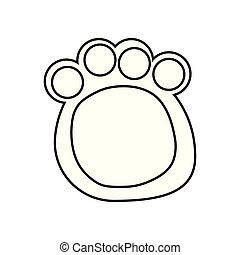 Pawprint Illustrations And Clipart 827 Pawprint Royalty
