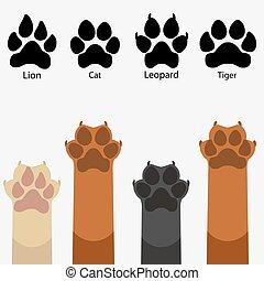 Paws up pets Various