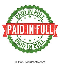 payé, entiers, timbre