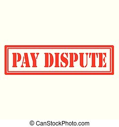 Pay Dispute-stamp