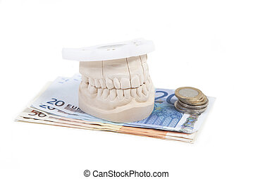 pay for dental prostheses