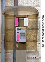 Pay phone