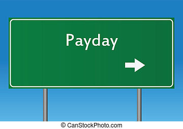 Payday Sign