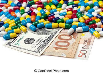 payer, ton, meds