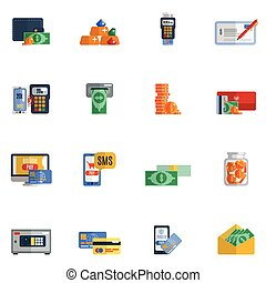 Payment Icon Flat
