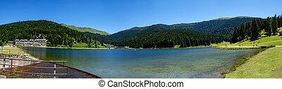 payolle, 湖, ピレネー山脈, フランス語