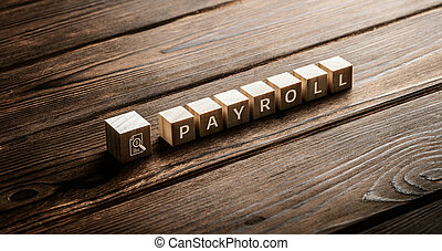 Payroll Salary Job Business Internet Technology Concept
