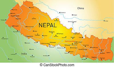 pays, népal