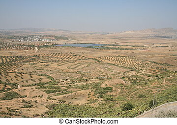paysage, desertique