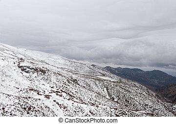paysage, espagnol