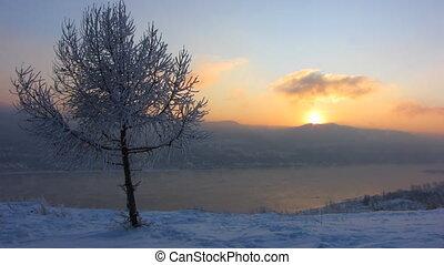 paysage hiver, 4