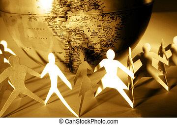 paz de mundo