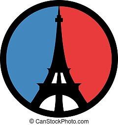 paz, em, paris