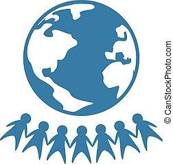 paz, mundo