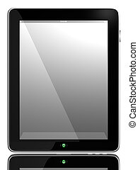 pc computer, tablette