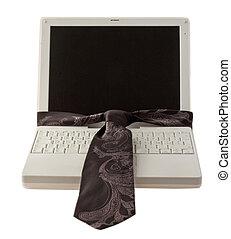 pc, cravate